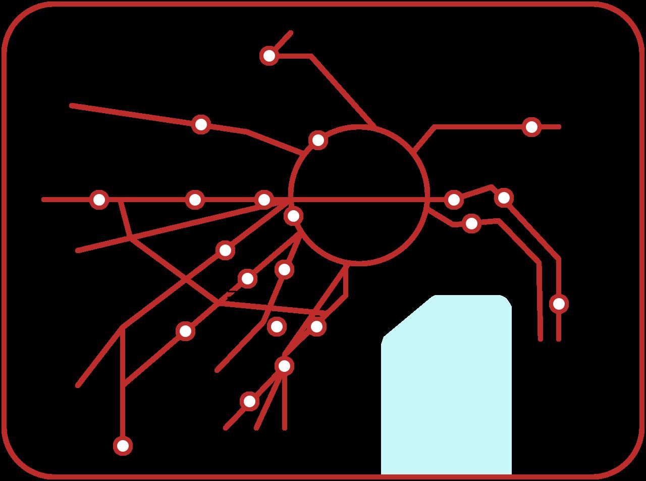 MLSスタジオ地図